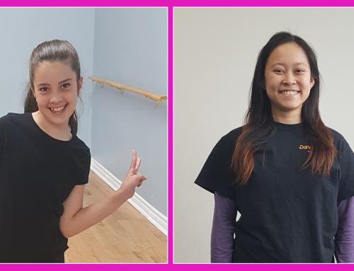 Double recognition for the Volunteer of the Month for May: Congratulations to Abigail MacDonald and Estelle Tang!