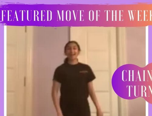 Featured move of the week – Chaine Turn!