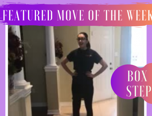 Featured move of the week – Box Step!
