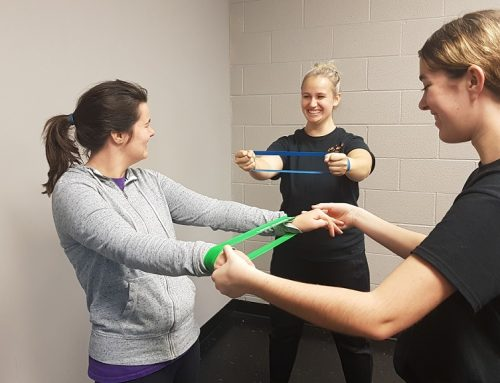 Get active and have fun this Winter with our Fit & Fun class! A parent or sibling can join you for free!