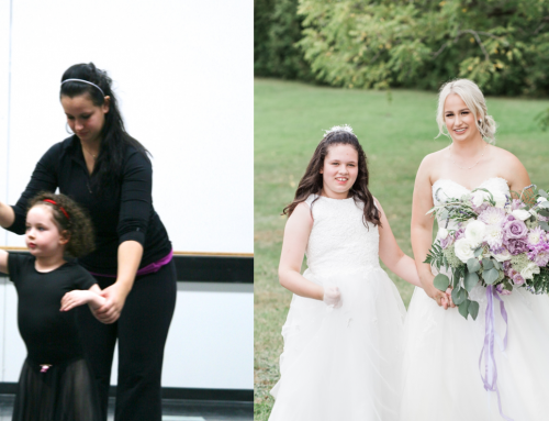 Ten years dancing together: a true friendship story!