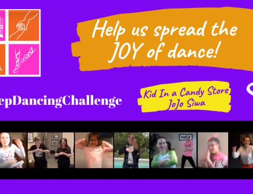 #KeepDancingChallenge – Week 9: Come dance with us to brighten up your day!
