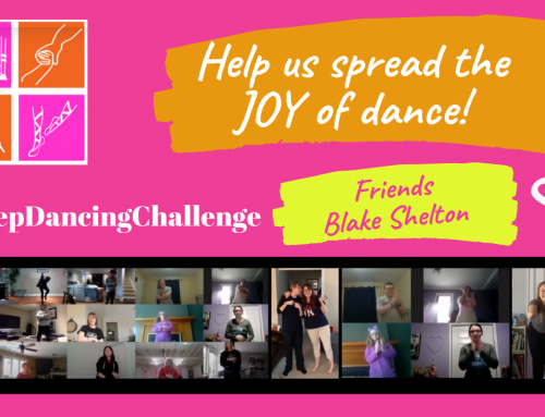 Week 7 of our #KeepDancingChallenge – What do you do when you miss your friends?