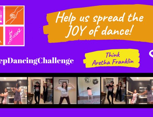 #KeepDancingChallenge – June: Let yourself be free!