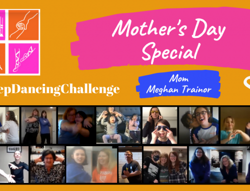 #KeepDancingChallenge – Week 8: Join us in celebrating all of the mom figures of our wonderful community!