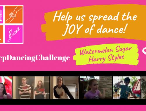 #KeepDancingChallenge – July: Watermelon Sugar!
