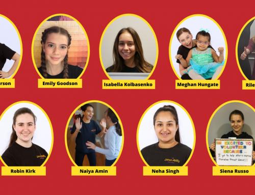 Meet the Recipients of the 2020-2021 Volunteer Commitment Appreciation Award!