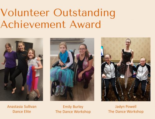 Meet the recipients of the 2019-2020 Volunteer Outstanding Achievement Award & Commitment Appreciation Award!