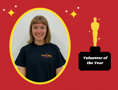 Join us in congratulating Sarah McLennan for being recognized as our 2020-2021 Volunteer of the Year!
