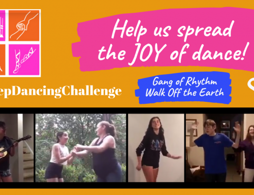 #KeepDancingChallenge – Week 11: Are you ready for some tunes this week?
