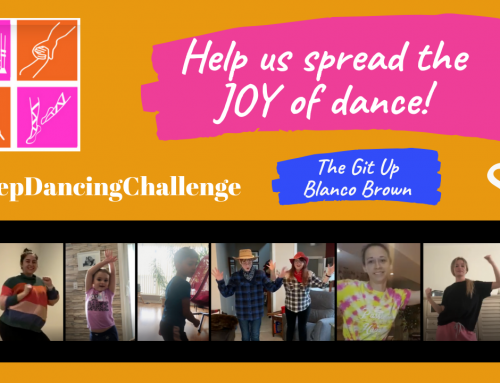 Week 5 of our #KeepDancingChallenge – Grab your love ones and just follow after us!