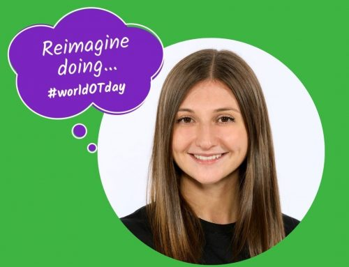 2020 World Occupational Therapy Day – Interview with Miss Amanda!