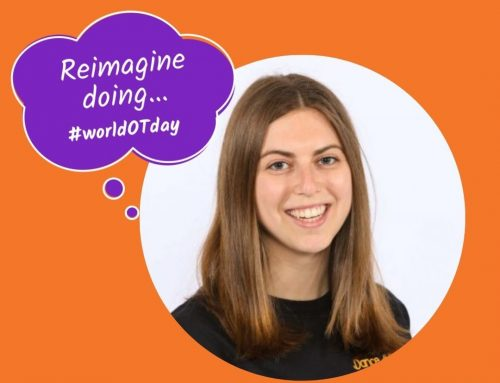 2020 World Occupational Therapy Day – Interview with Miss Elyse!