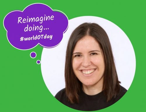 2020 World Occupational Therapy Day – 'Reimagine Doing'