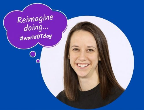 2020 World Occupational Therapy Day – Interview with Miss Jade!