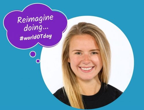 2020 World Occupational Therapy Day – Interview with Miss Mara!