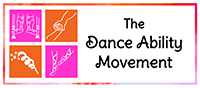 The Dance Ability Movement Logo